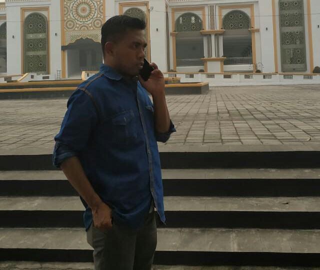 Ketua KNPI Sumut, Solihin Dukung Samsir Pohan