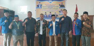 Ketua PKC PMII Sumut, Buka MAPABA di Pematangsiantar
