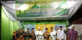 Peringati Tahun Baru Islam, BKM dan Remaja Berikan Santunan
