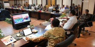 Sail Nias 2019, Panitia Pusat Mantapkan Koordinasi