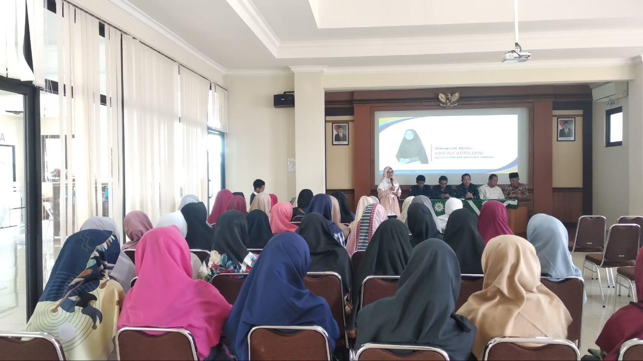 Dompet Dhuafa Pendidikan, PM BAKTI NUSA Magelang Gelar Talkshow Kepemudaan