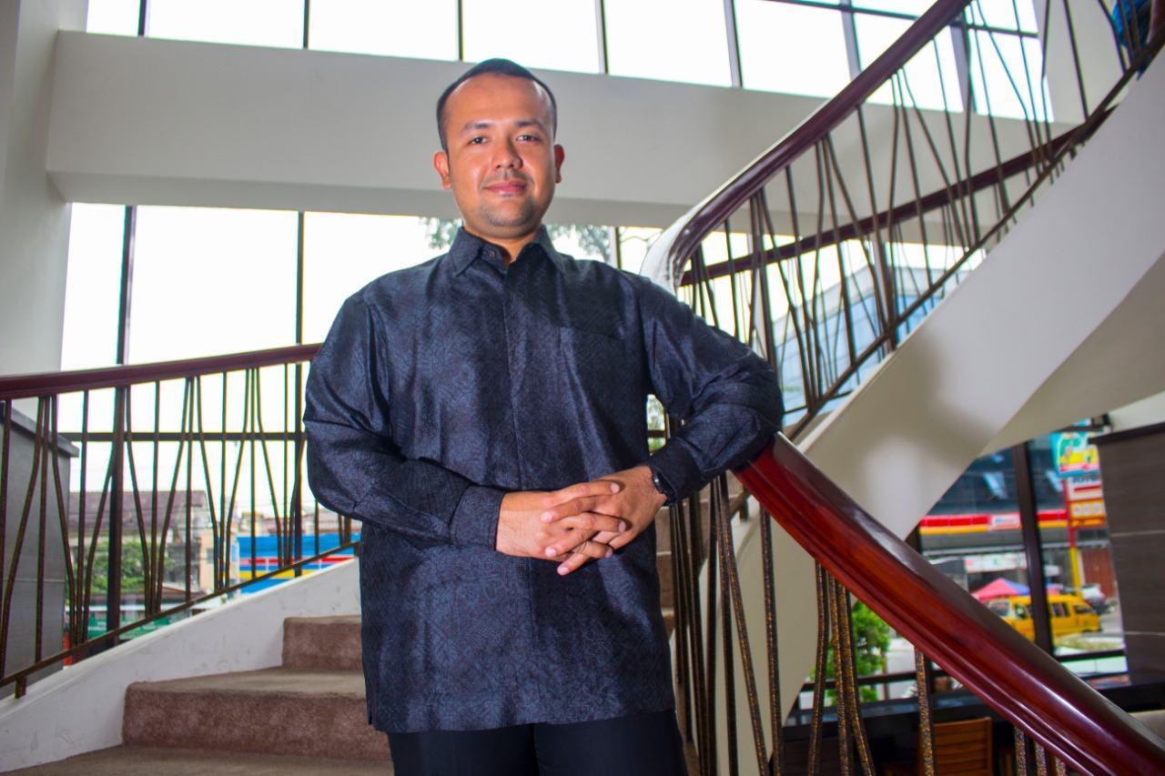 OTT Walikota Medan, Bendahara TKD Jokowi - Ma'ruf Amin Sumut, Saya di Singapore