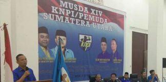 Samsir Pohan, Terpilih Secara Aklamasi Menjadi Ketua KNPI Sumut