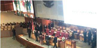 Megawati Peluk Puan, Resmi Jadi Ketua DPR RI