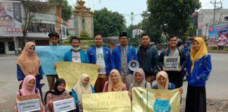 PMII Langkat-Binjai, Aksi Peduli Ambon dan Maluku
