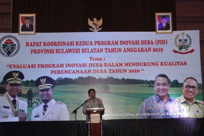 Direktur PMD: Dana Desa Hak Masyarakat Desa, Tak Boleh Dihambat