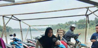Warga Getek Tanjung Pura, Warga Berharap Pemda Prioritaskan Pembangunan JembatanPura, Berharap Pemda Prioritaskan Pembangunan Jembatan Pengganti Getek