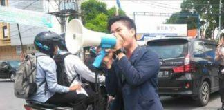 Aksi Mahasiswa Labuhanbatu, Mahasiswa : Sayangkan Tindakan Represif Aparat