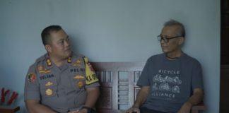 Kapolres Banjar, Silaturahmi Tingkatkan Solidaritas TNI-POLRI