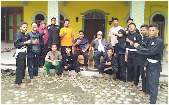 PPS Salam, Silatuhrahmi ke Penasehat dan Laksanakan Latihan