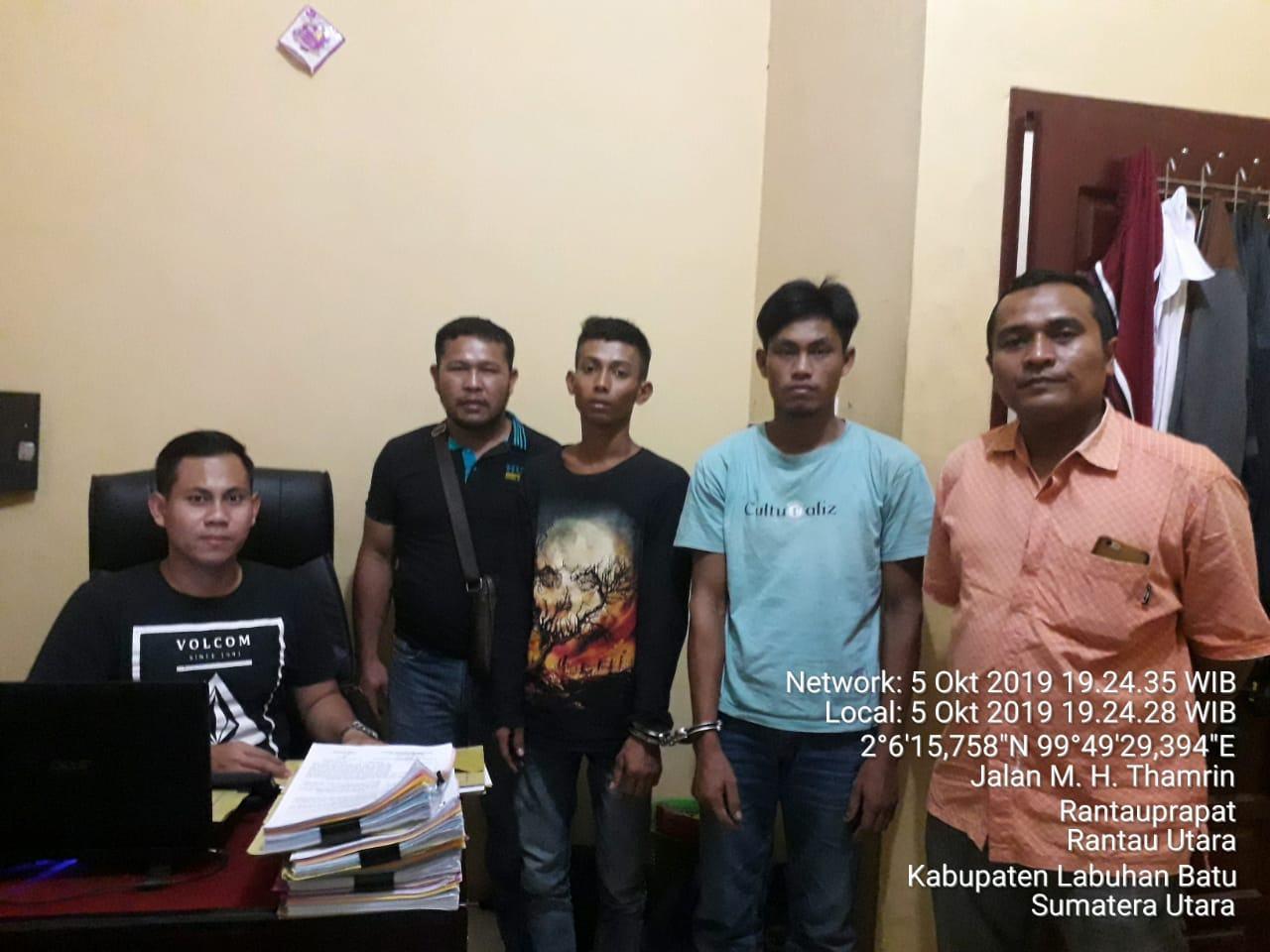Polsek Bilah Hilir, Warga Apresiasi Tertangkapnya Penyalahgunaan Narkoba