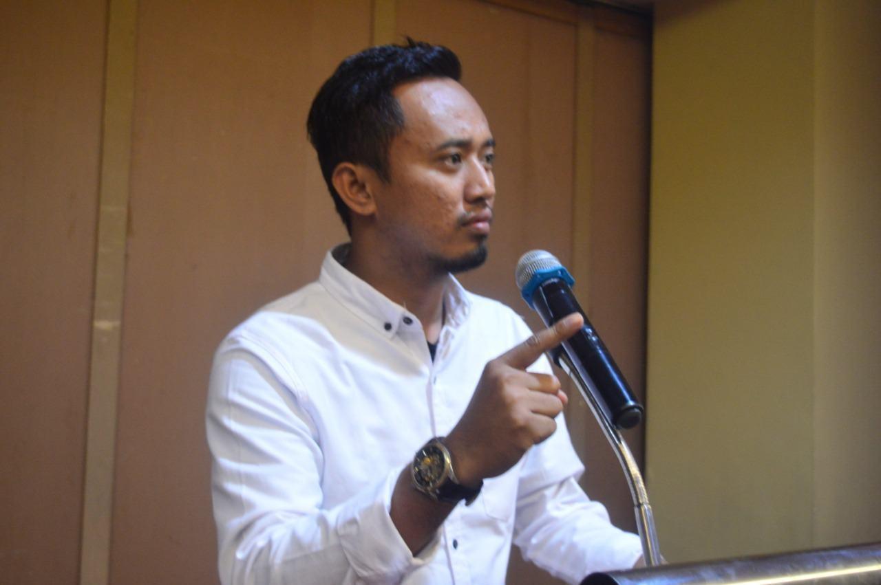 Demisioner Presma USU, Maju di Pemilihan Ketua Umum KAMMI Medan