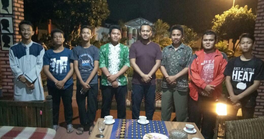 PPS SALAM Silatuhrahmi ke Penasehat, Fahrizal : Ini Kekuatan Kami