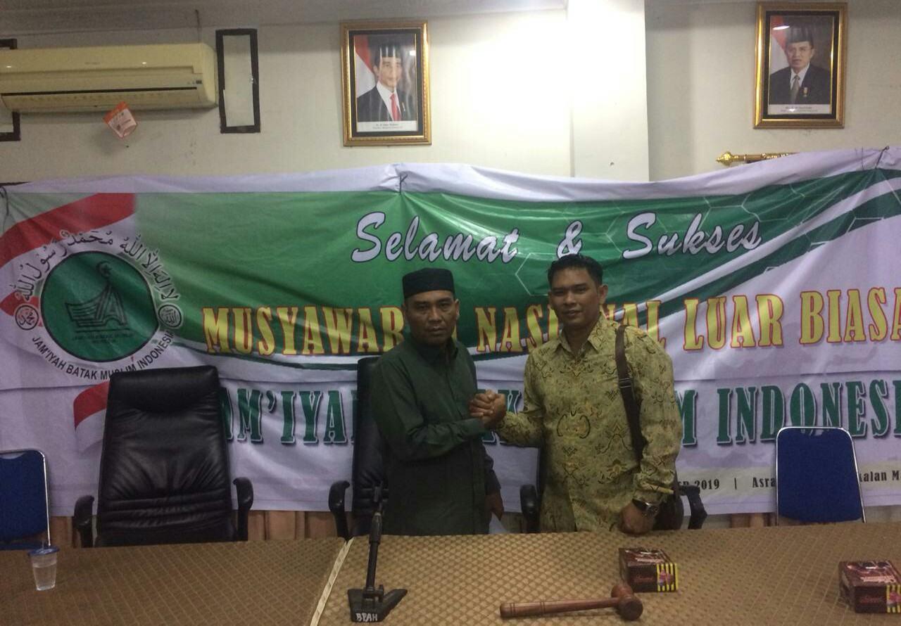 ICMI Kota Medan: Amran Hidayat Diyakini Mampu Memberangus Radikalisme