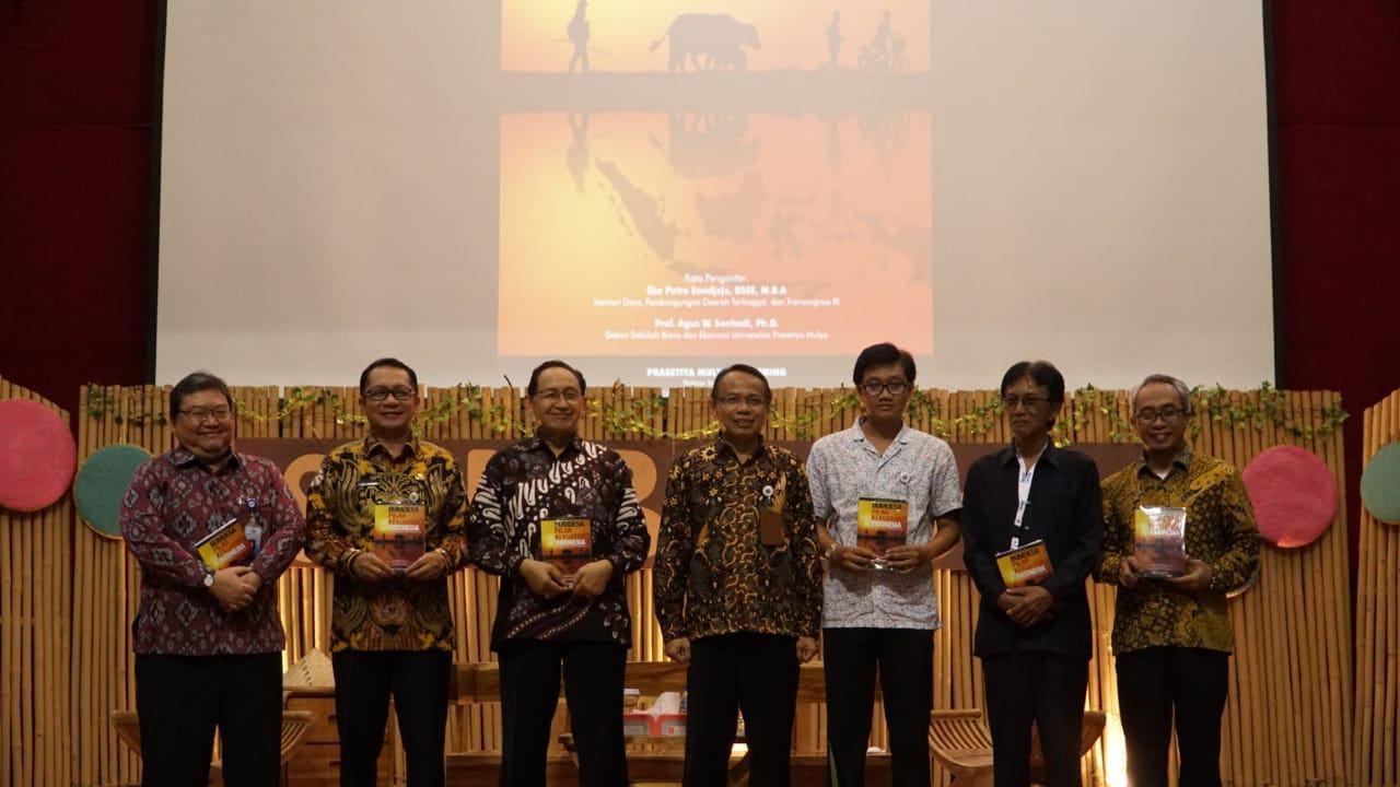 Dirjen PPMD, Desa sebagai Episentrum Pembangunan Ekonomi Bangsa
