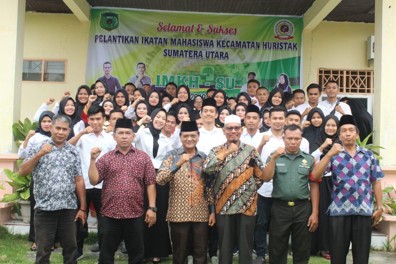IMKH-SU, Laksanakan Pelantikan Pengurus Periode 2019-2021