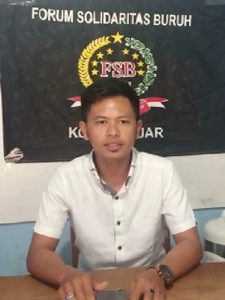 Jelang Pelantikan Presiden, Ketua FSB Banjar Ajak Masyarakat Jaga Persatuan