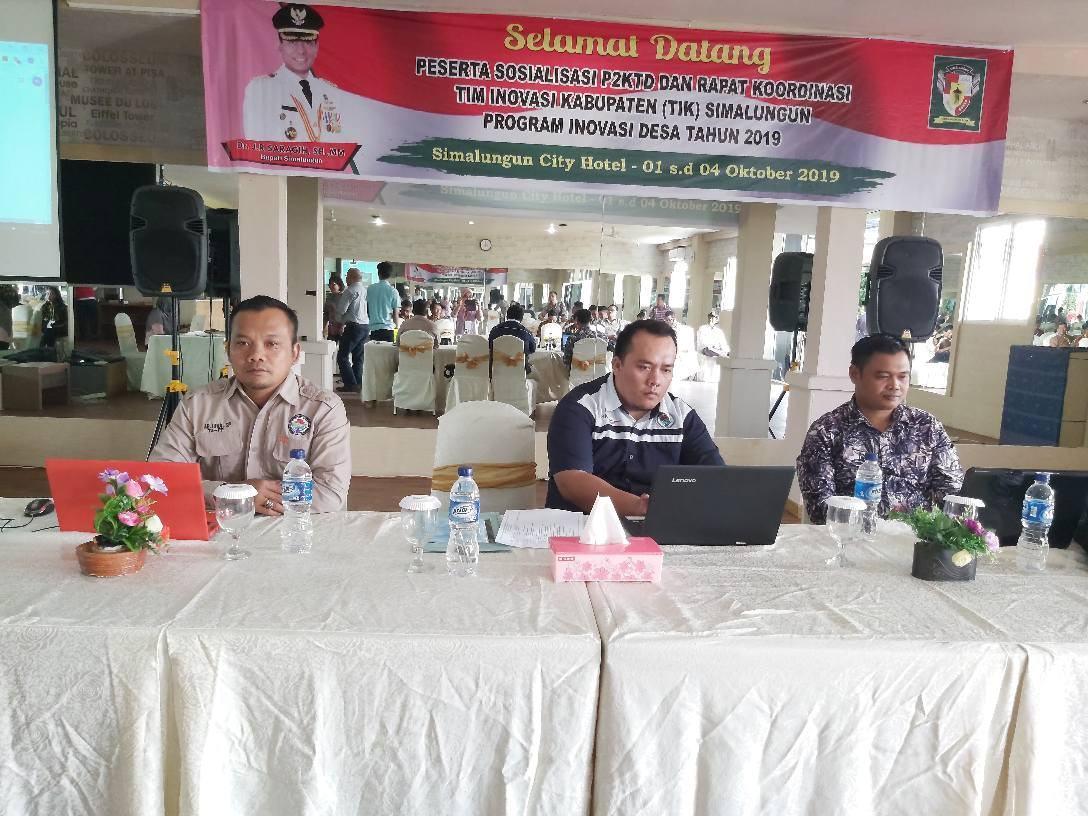 Pemkab Simalungun, Bursa Inovasi Desa Merupakan Tahapan PID