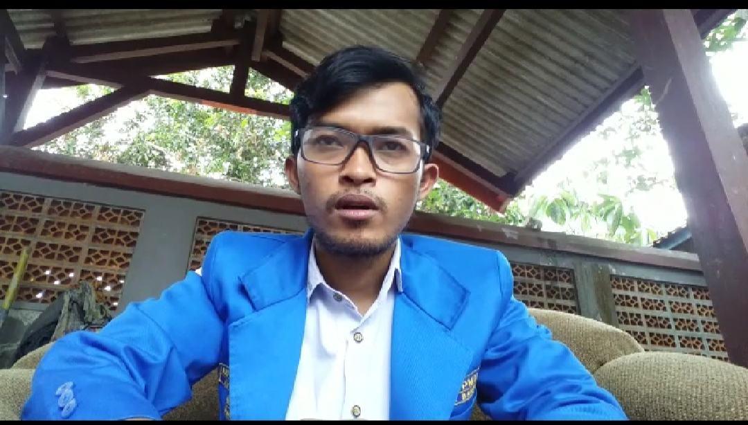 Jelang Pelantikan Presiden, Ketua PMII Kota Banjar : Mari Jaga Situasi Kamtibmas