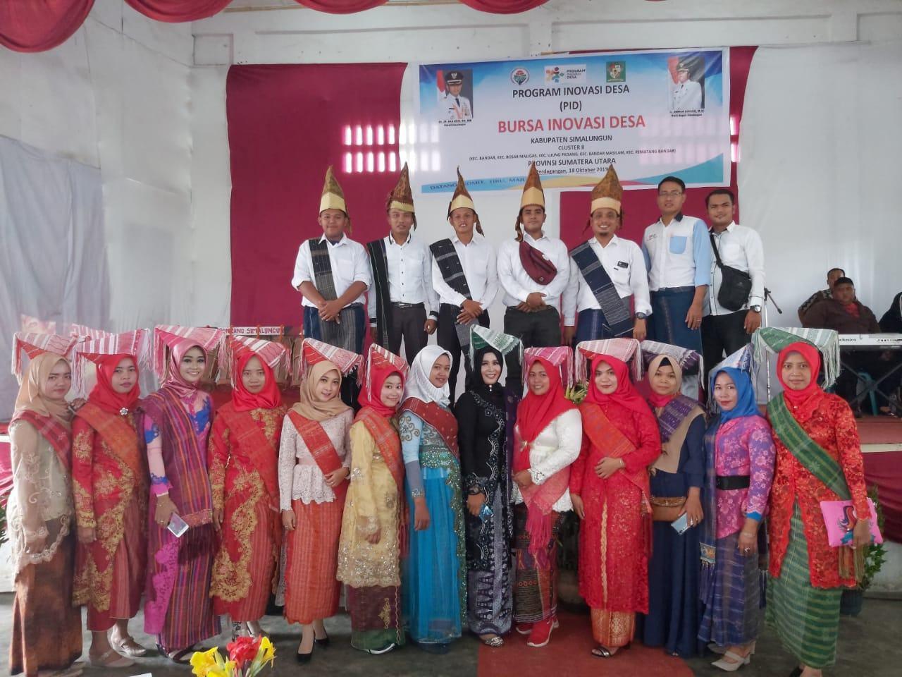 Bursa Inovasi Desa 2019, Tingkatkan Pembangunan dan Pemberdayaan Masyarakat