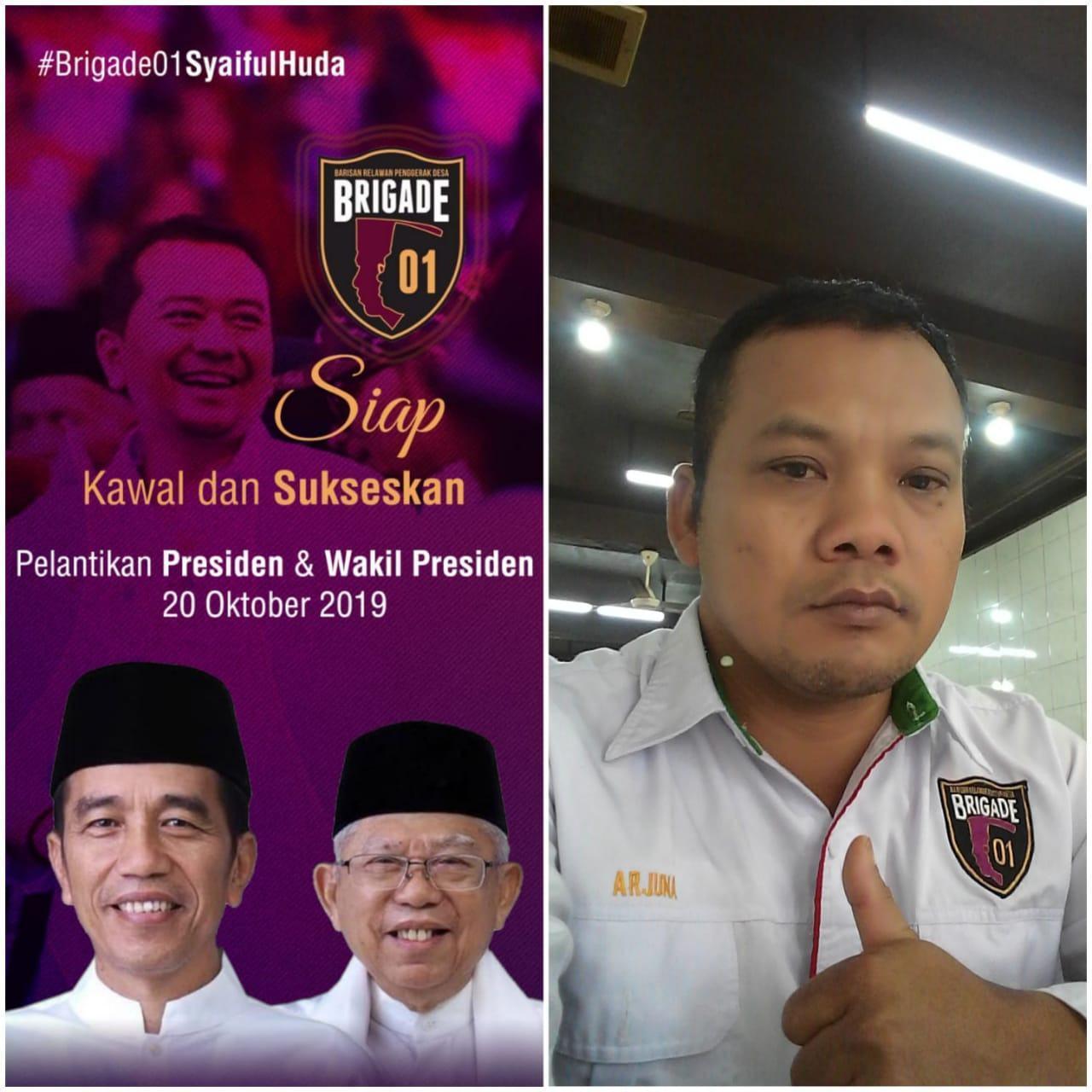 Brigade 01 Sumut, Siap Laksanakan Intruksi Kawal Pelantikan Presiden