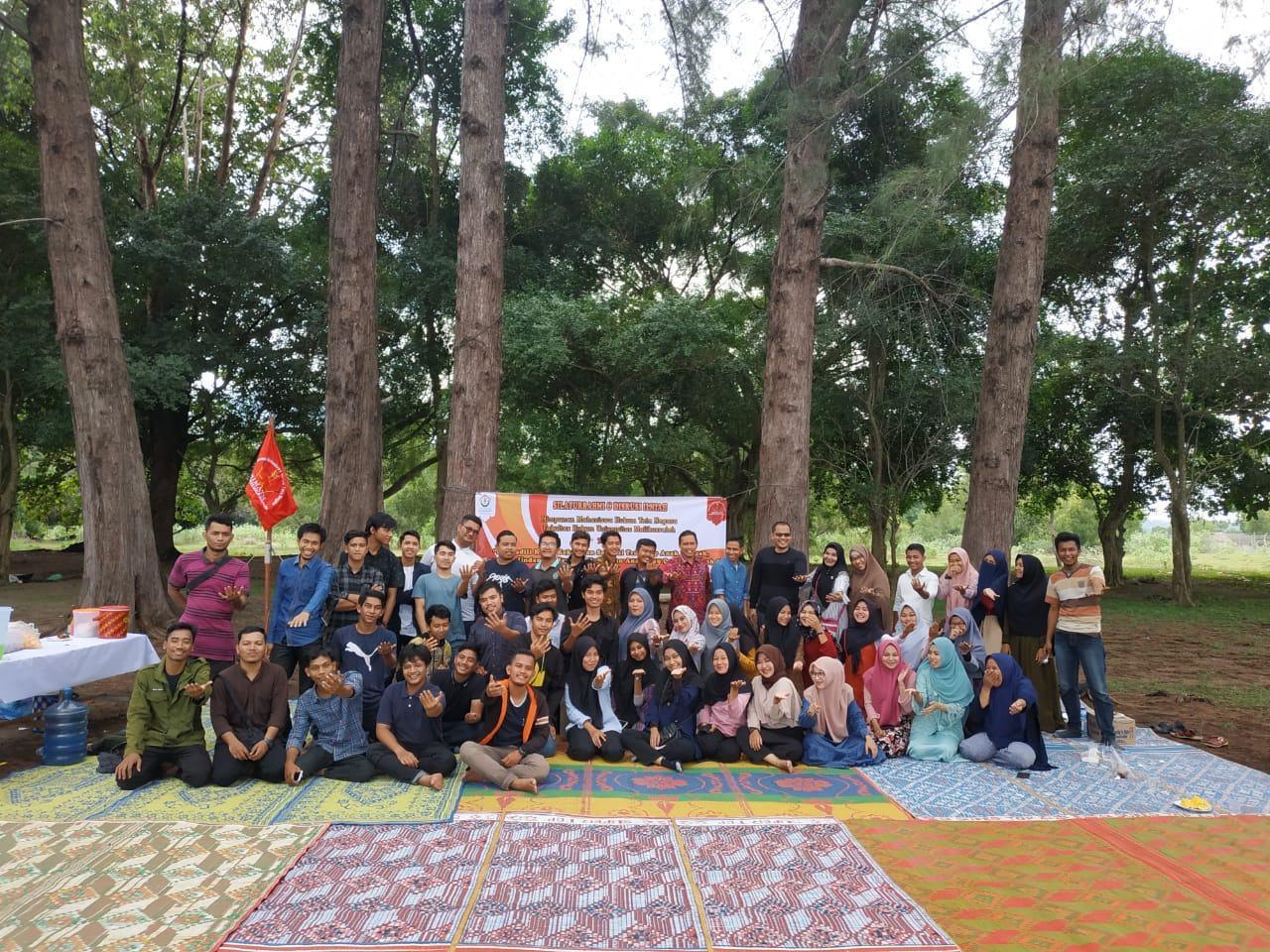 Diskusi Kasus Kekerasan Seksual, Warnai Temu Ramah HIMATN Unimal