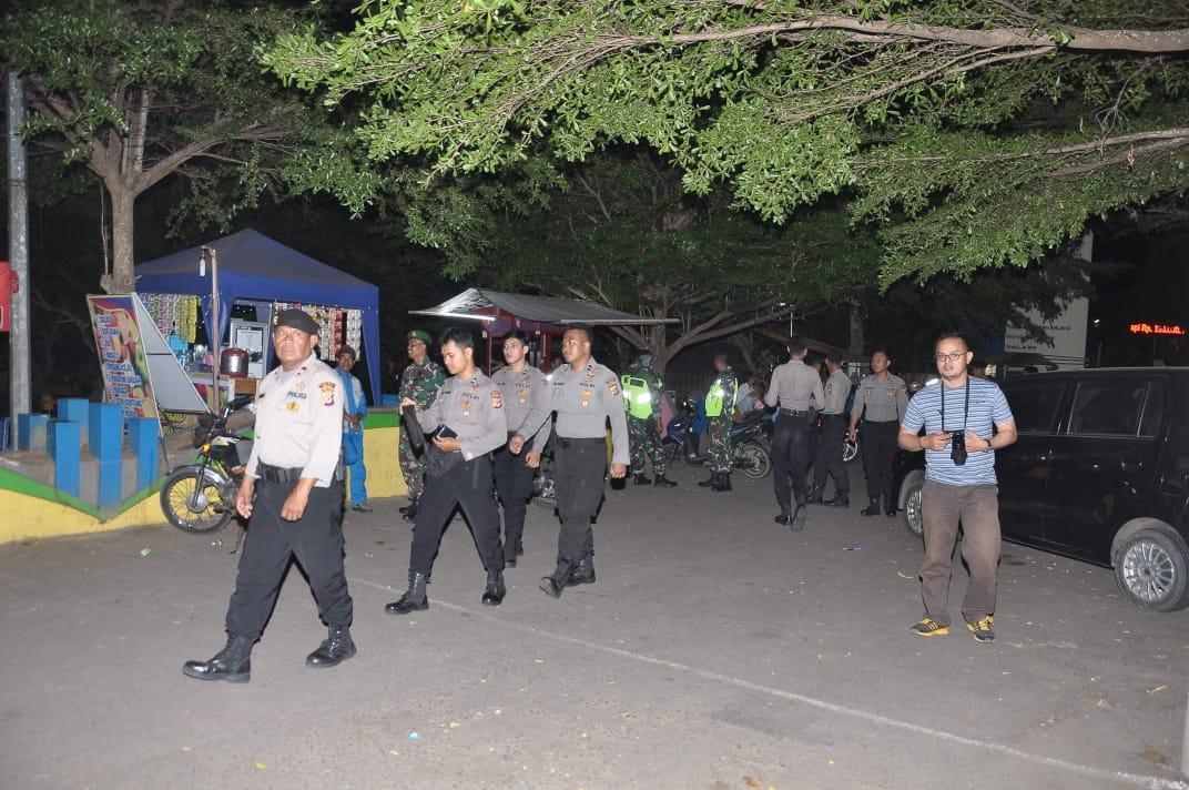 Jelang Pelantikan Presiden, Polri dan TNI Patroli di Obyek Vital