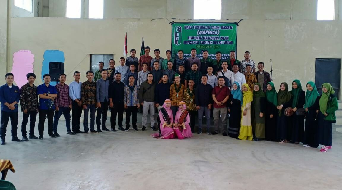 HMI Komisariat Tarbiyah UINSU, Gelar Maperca Diikuti 530 Peserta