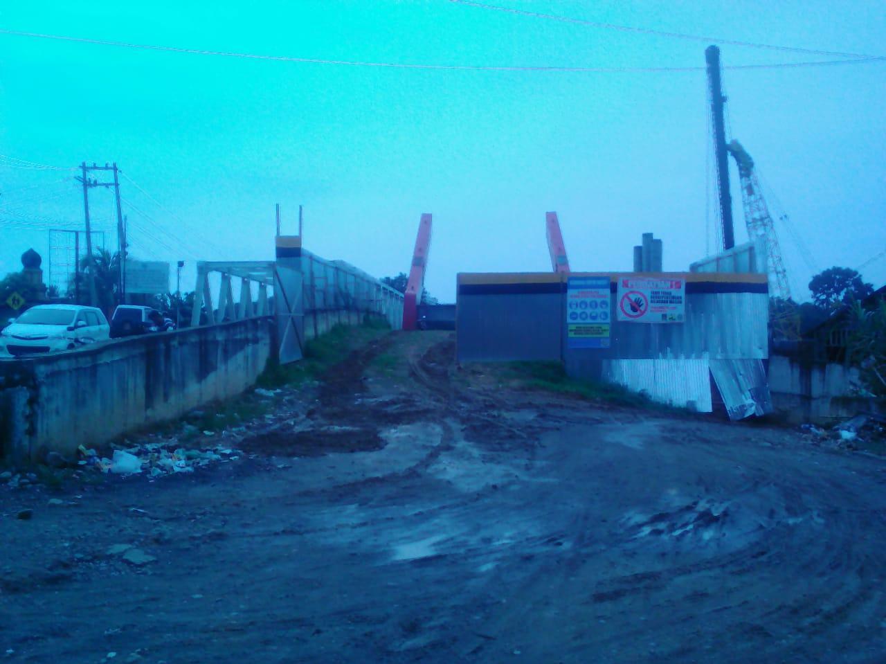 Jembatan Sungai Wampu Stabat, Wakadep BEM FH Unimal Minta Pemerintah Selesaikan