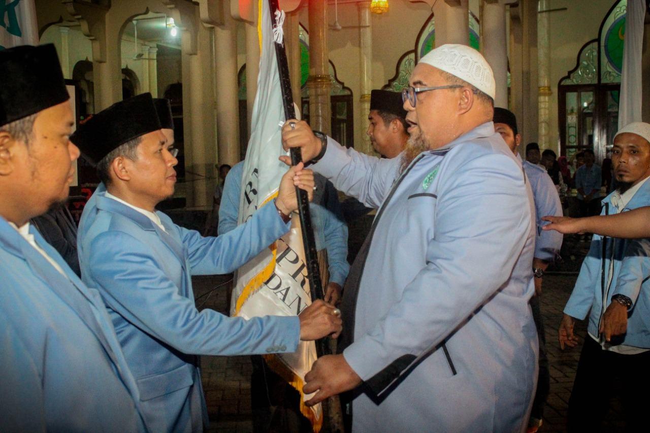 DPW BKPRMI Sumut, Lantik Pengurus DPD BKPRMI Kota Medan
