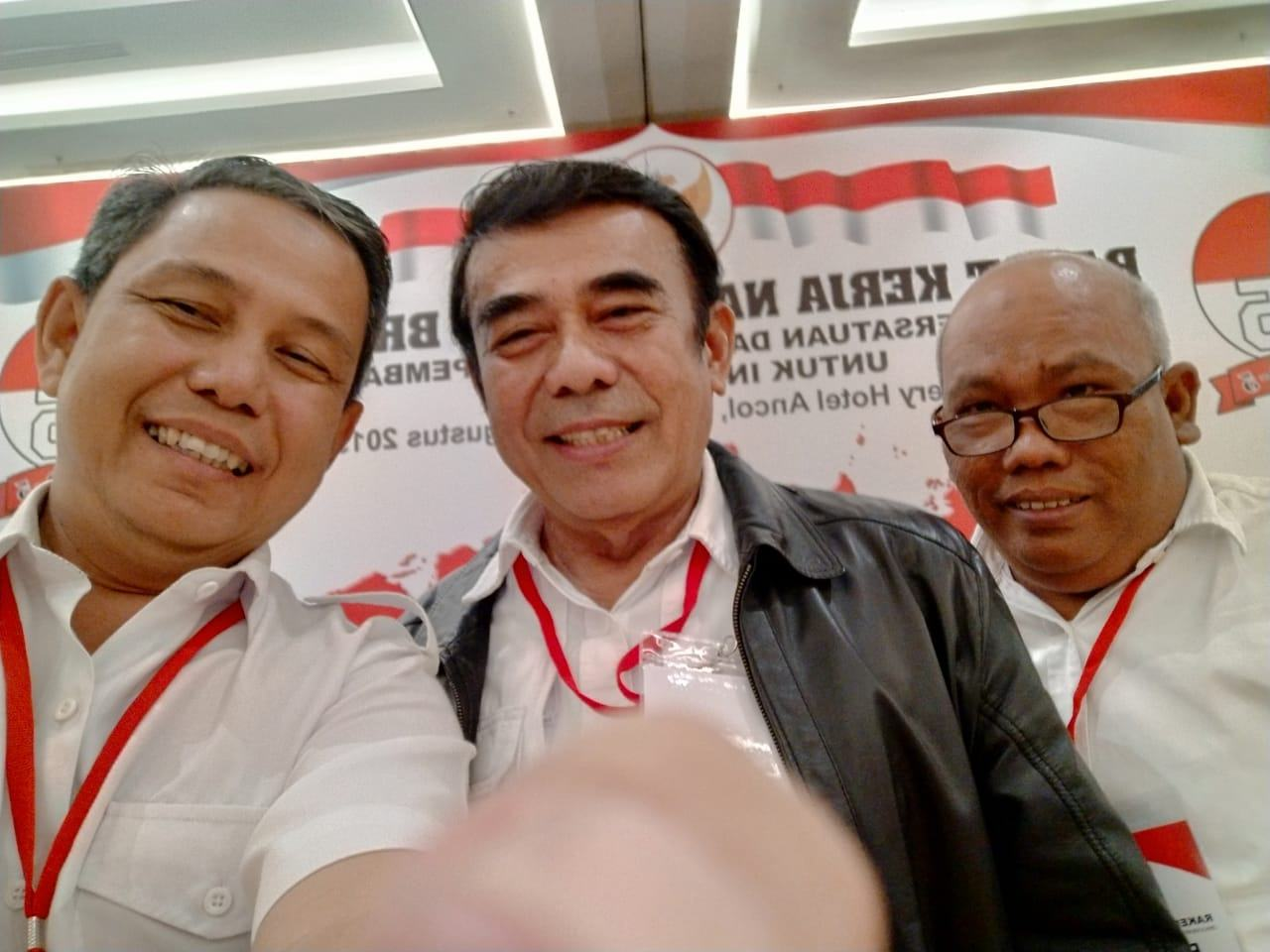Menteri Jokowi, Bravo 5 Sumut : Jenderal Purn Fachrul Razi Pantas Diusung