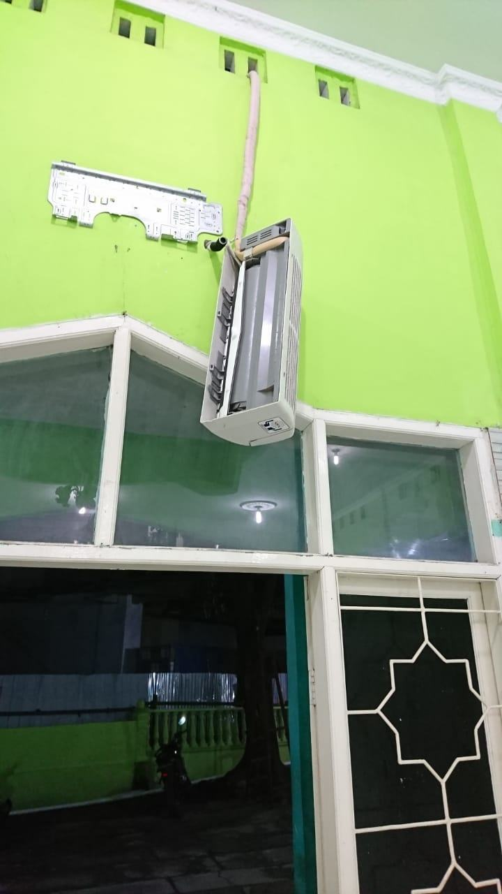 DDM & APMAS, Mengecam Tindakan Biadab Penyerangan Masjid Amal Silaturahmi Medan