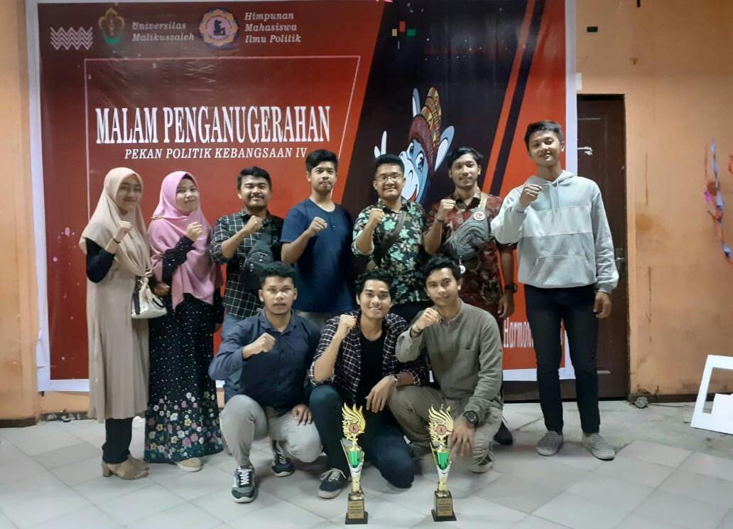 FKPH Unimal, Dorong Bersinar KDH Juarai Debat Politik Kabupaten/Kota