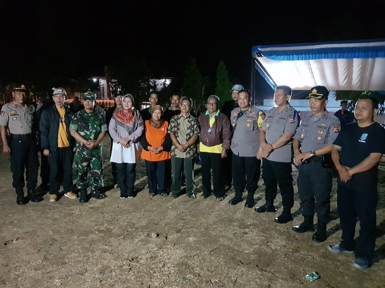 Pilkades Serentak 2019, Kapolres Banjar Patroli Kewilayahan Cipta Kondisi Kamtibmas
