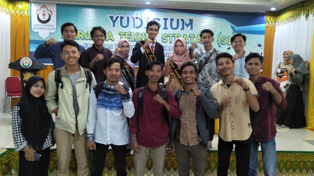 Yudisium Founder Ikatan, IMABARA : Kami Adalah Keluarga