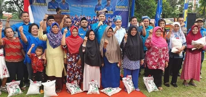 Ketua DPK KNPI, Wan Agus Yahya: Perluas Kecamatan Medan Denai