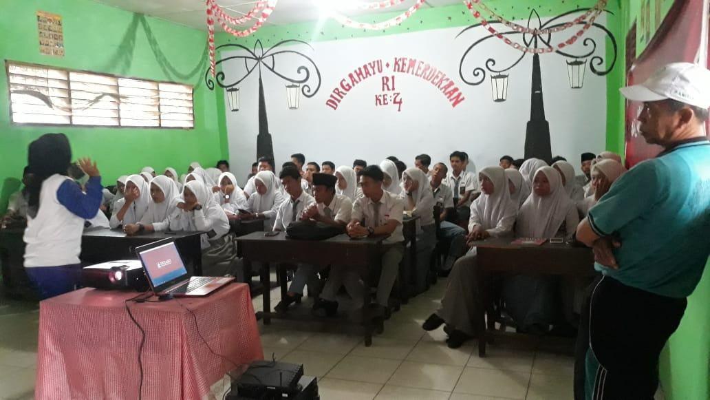 SMA PAB 4 Sampali, Siswa Diingatkan Pentingnya Keselamatan Berkendaraan
