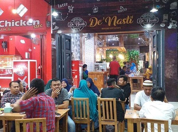 Geliat Kuliner Kota Medan Kian Semarak, Dengan Hadirnya De Nasti Café