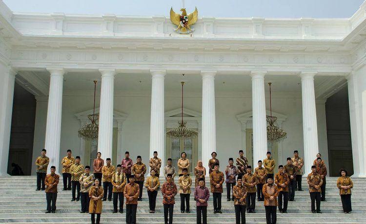 Kabinet Jokowi-Ma'ruf Amin, Info Susunan Menteri Malam Ini