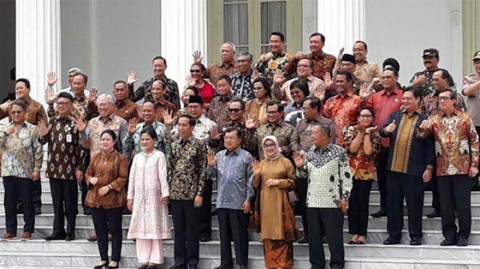 Kabinet Jokowi-Ma'ruf Amin, Ini Prediksi Formasinya