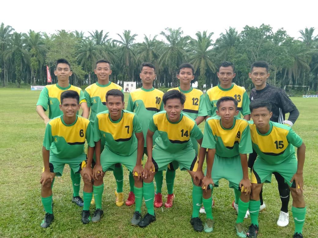 Piala Bupati Labura, SMA Mulankuh Melaju ke Semifinal