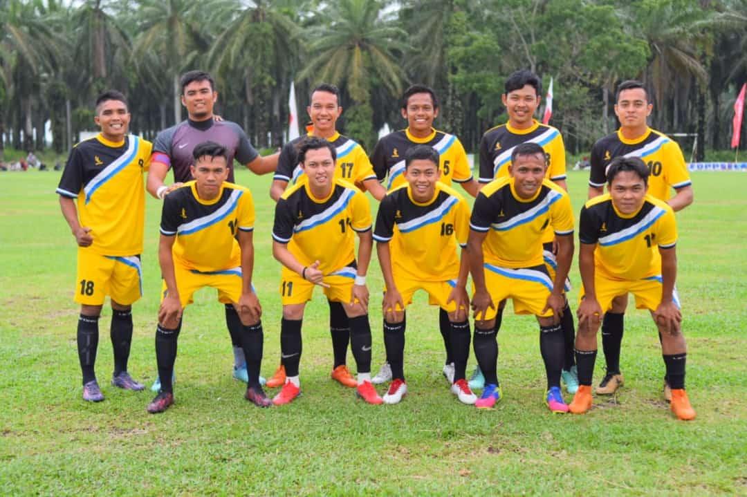 Piala Bupati Labura, Aek Kuo bertemu Kualuh Selatan di Final Senior