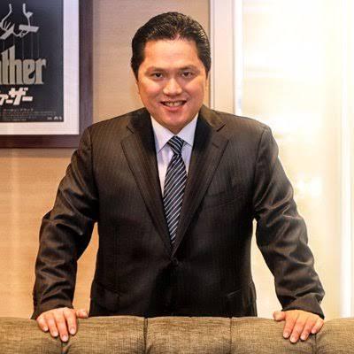 Erick Thohir di BUMN, Panggil Ahok hingga Hapus Eselon 1