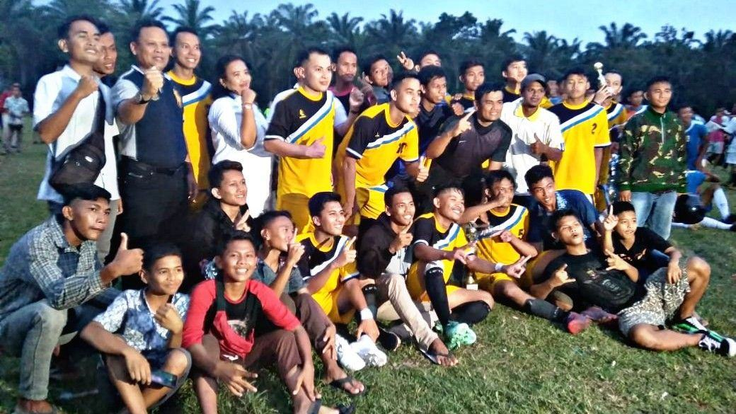 Piala Bupati Labura, Aek Kuo Juara Kategori Umum