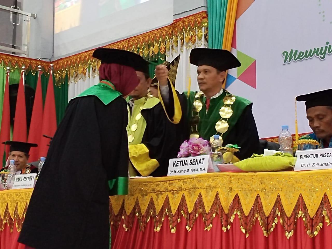 IAIN Langsa, Memiliki Mahasiswa 1.811 Laki-laki dan 4.626 Perempuan