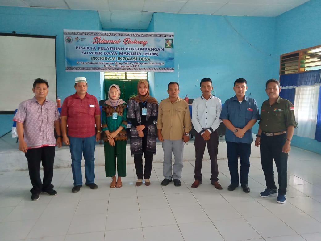 TPID Ujung Padang, Gelar Pelatihan Inovasi Pengembangan SDM