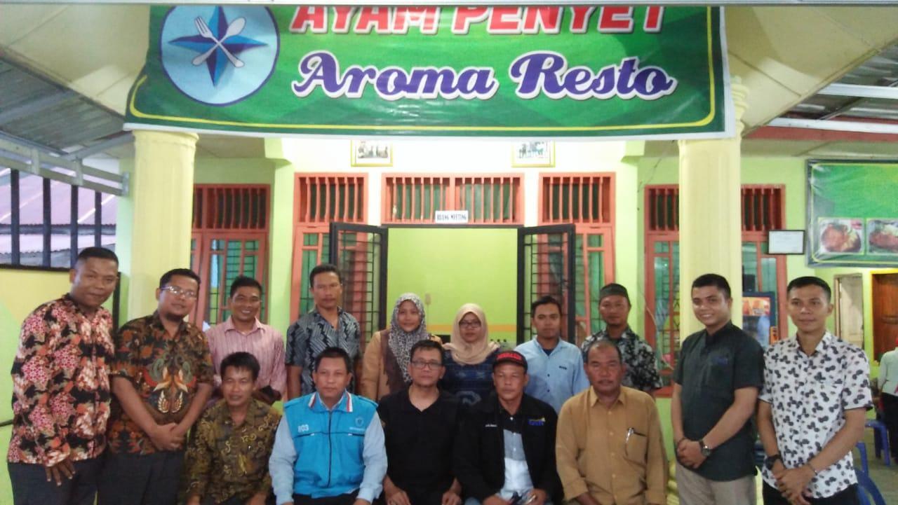 Kirab Kabupaten Langkat, Resolusi Pembentukan Koordinator