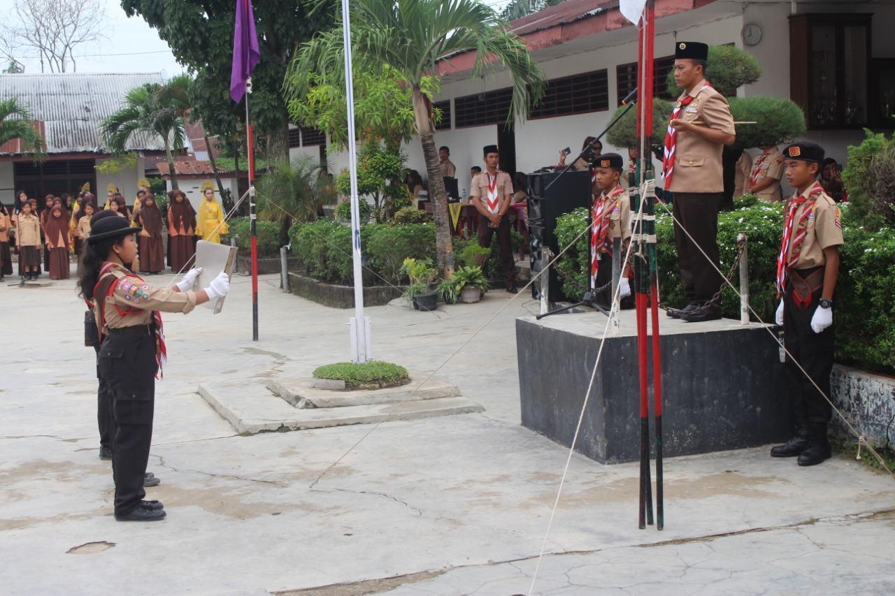 Keseriusan Dandim 0209/LB, Dalam Mensukseskan Kwalitas Pengetahuan Pelajar