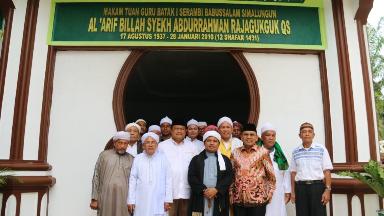 Haul ke 10, Syekh Abdurrahman Rajagukguk