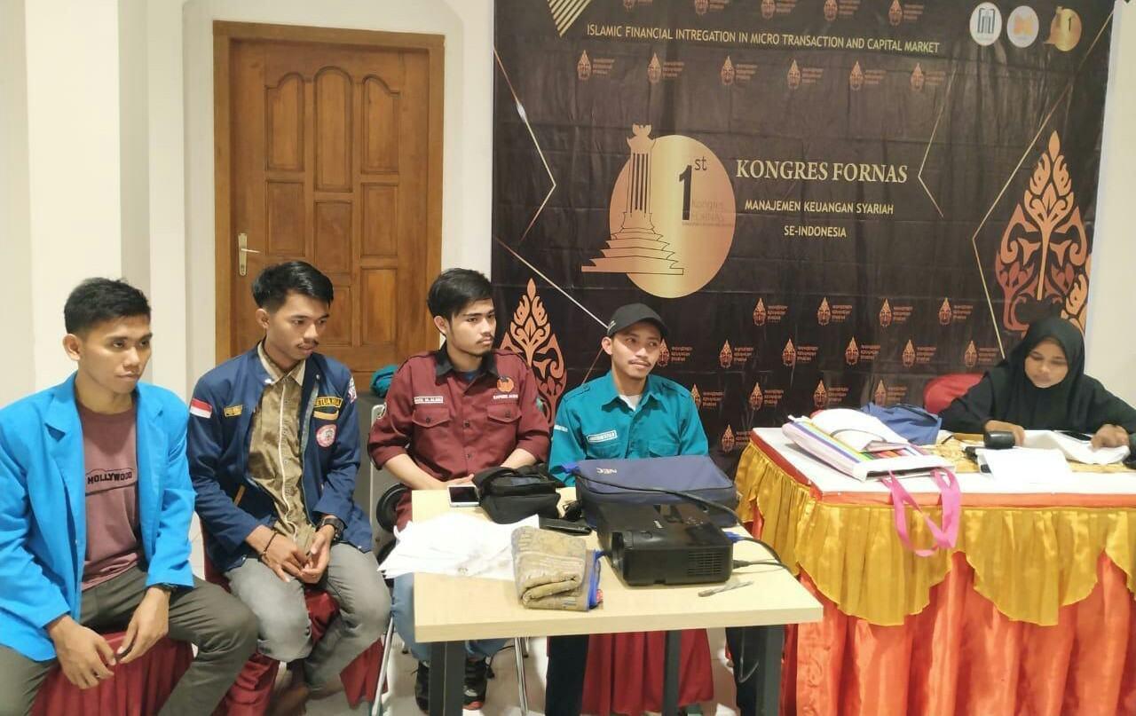 MKS se-Indonesia, Nabil Muhammad Tepilih Menjadi Presiden